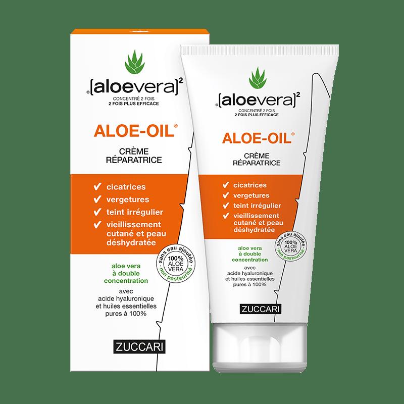 Aloe-oil Crème Réparatrice